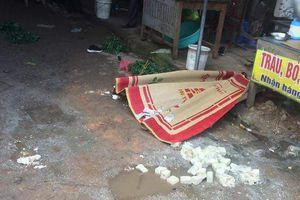 Vụ thiếu phụ bị bắn tử vong ở Hải Dương: Hung thủ có biểu hiện ngáo đá