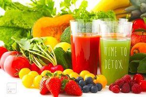 Áp dụng detox giảm cân thế nào mới đúng và hiệu quả?