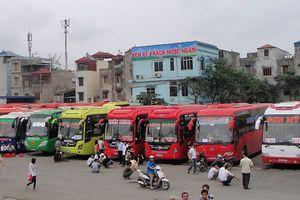 Hà Nội: Bến xe Nước Ngầm sẽ không thể khai thác lâu dài