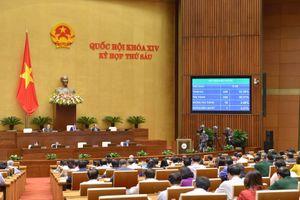 Quốc hội quyết chi hơn 1 triệu tỷ đồng ngân sách Trung ương 2019