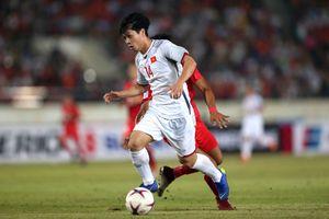 'Messi Việt Nam' Công Phượng lọt vào tốp xuất sắc nhất vòng 1