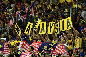 CĐV Malaysia ồn ào nhất tại AFF Cup 2018