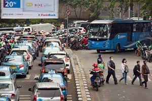 Singapore muốn loại bỏ kẹt xe bằng những ứng dụng này