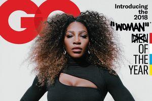 Hình ảnh 'người phụ nữ của năm' Serena Williams gây bức xúc