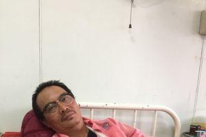 Xét nghiệm tại bệnh viện, đạo diễn Đặng Quốc Việt âm tính với các loại ma túy