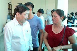 Chủ tịch TPHCM tiếp tục gặp dân Thủ Thiêm bàn chính sách hỗ trợ