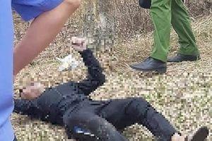 Thông tin bất ngờ về nguyên nhân nam thanh niên tử vong bên bờ suối ở Thanh Hóa