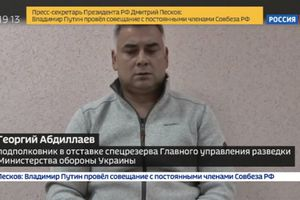 Nga tung clip hỏi cung gián điệp Ukraine
