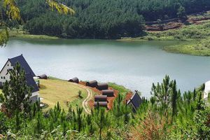 Công trình trái phép ở hồ Tuyền Lâm: Sao không thấy?