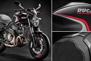 'Quỷ đỏ' Ducati Monster 821 Stealth Edition hóa thân thành 'hắc chiến mã'