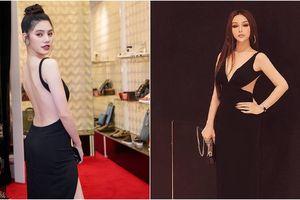 Jolie Nguyễn đẹp nhất tuần với váy khoe lưng thon