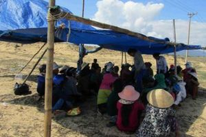 Bình Định: 'Bế tắc' trong vụ người dân phản đối DA điện mặt trời?