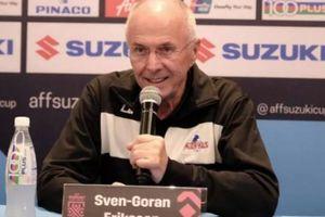 HLV Eriksson phát biểu bất ngờ khi Philippines ra quân thắng lợi