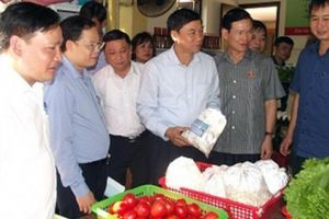 Bắc Ninh đưa nông sản an toàn tới tay người tiêu dùng