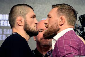 Hai võ sĩ Conor McGregor và Khabib Nurmagomedov có thể sẽ tái đấu