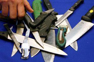 Nỗi lo 'tội phạm dao' ở London