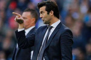 Solari chính thức dẫn dắt Real Madrid đến hết mùa