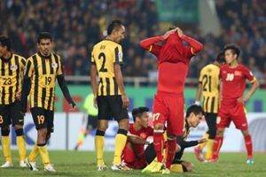 Nhìn lại những trận thua cay đắng của ĐT Việt Nam trước Malaysia