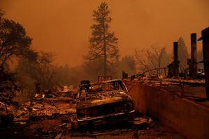 Hãi hùng cảnh tượng như 'ngày tận thế' sau thảm họa cháy rừng California