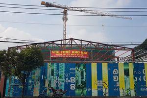 TPHCM: Cận cảnh đất vàng của Vimec bị 'hô biến' thành quán nhậu trái phép