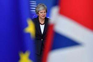 Anh, EU đạt dự thảo thỏa thuận về Brexit