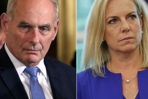 Mỹ: Sau bà Nielsen, ông John Kelly sẽ là người tiếp theo phải ra đi