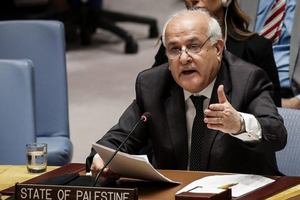 HĐBA LHQ bế tắc trong việc giải quyết khủng hoảng tại Dải Gaza