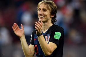 10 ngôi sao sân cỏ xuất sắc nhất thế giới 2018: Năm của Luka Modric