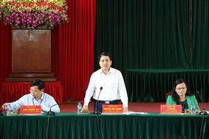 Huyện Thanh Oai (Hà Nội): Phát triển kinh tế phải gắn với bảo vệ môi trường