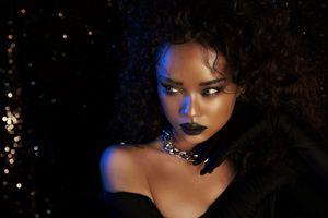 Học trò Minh Hằng 'gây bão' với màn make-up thành Rihanna