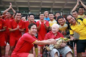 Đội vô địch AFF Cup 2008 thắng đậm ngày hội ngộ