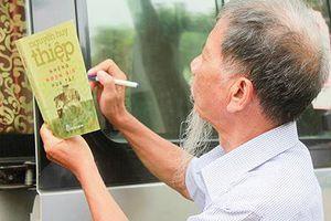 Nguyễn Huy Thiệp kể chuyện đăng truyện trên Tiền Phong