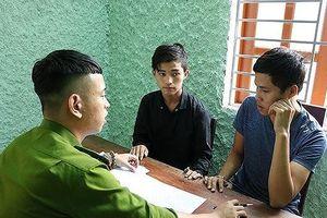 Hai thanh niên thực hiện hàng loạt vụ trộm cắp ở vùng biên
