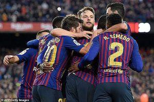 Barcelona vượt M.U, đứng đầu thế giới về... quỹ lương