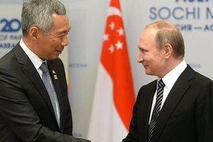 Vì sao Tổng thống Nga lần đầu tiên tham dự thượng đỉnh Đông Á?