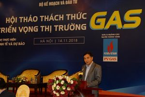 Thách thức và triển vọng thị trường gas Việt Nam
