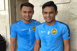 Malaysia đấu tuyển Việt Nam: Sức mạnh từ cặp song sinh