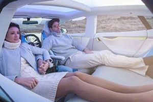 Gia tăng 'chuyện ấy' trên xe hơi: Cảnh báo khó nghĩ