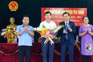 Nghệ An, Thái Bình, Đồng Tháp bổ nhiệm nhân sự