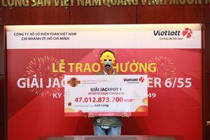 Vietlott 'nổ' ở Tây Nguyên: Trúng giải khủng 41 tỷ, một bước thành đại gia