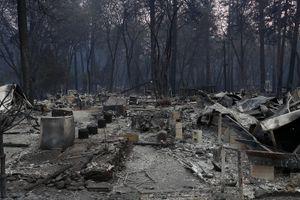 Chùm ảnh cháy rừng ở California: Từ 'Thiên đường' thành 'địa ngục'