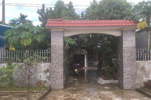 Hà Tĩnh: Điều tra kẻ liều lĩnh đột nhập nhà giáo viên phá két lấy tiền, vàng