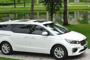 Thị trường ô tô Việt: Cập nhật bảng giá xe Kia tháng 11/2018