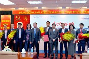 Vừa có tân Chủ tịch 7X, ngân hàng VietinBank bổ nhiệm loạt lãnh đạo cấp cao