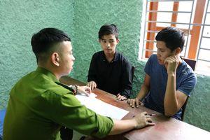 Nghệ An: Bắt 'siêu trộm' một tuần gây ra 4 vụ