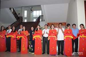 Khai trương 6 trung tâm hòa giải, đối thoại tại TAND 2 cấp tỉnh Nghệ An