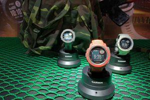Đồng hồ Garmin Instinc ra mắt thị trường Việt: tiêu chuẩn quân đội 810G của Hoa Kỳ, giá 7,49 triệu