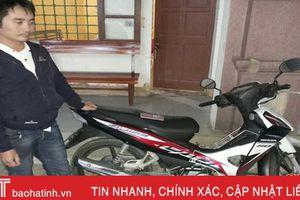 Bắt đối tượng chuyên 'đột vòm' bệnh viện ở TX Hồng Lĩnh