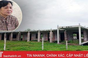 'Siêu lừa' Mai Thùy Linh (bài 1): Những công trình 'tiền mất, tật mang'!