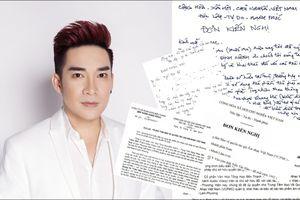 Quang Hà chính thức lên tiếng về việc bị các nhạc sĩ kiện về tác quyền
